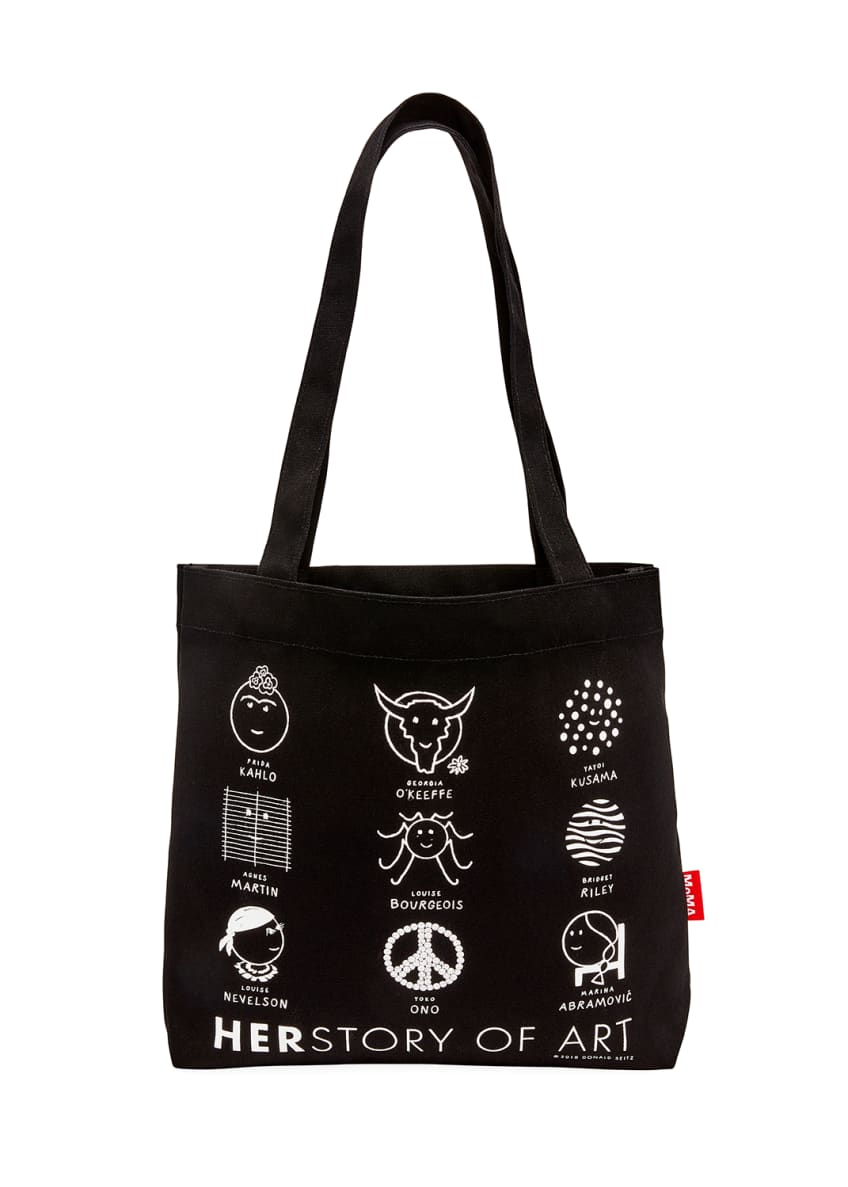 MoMA Herstory of Art Tote Bag