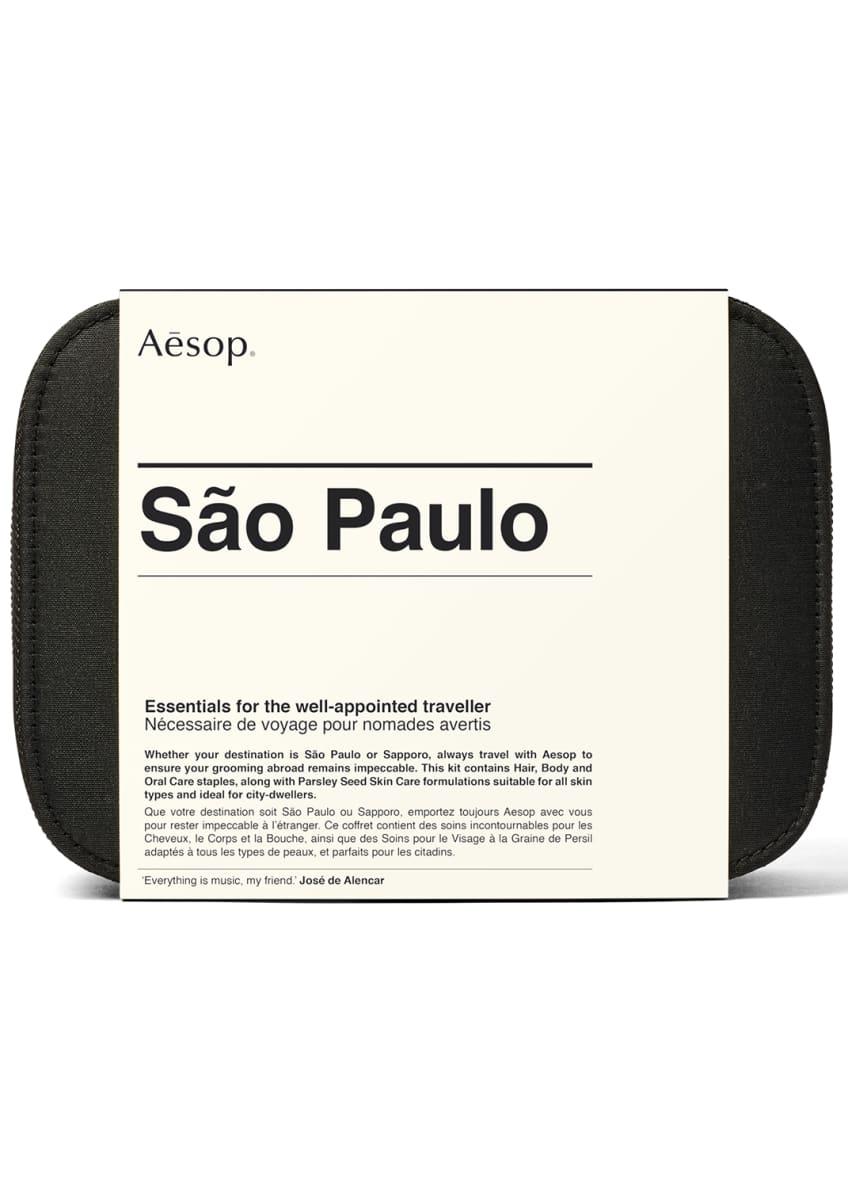 Aesop Sao Paulo City Kit - Parsley Seed - Bergdorf Goodman