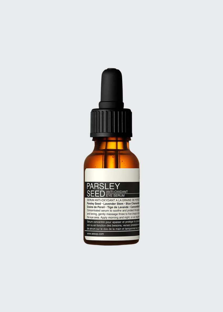 Aesop Parsley Seed Anti-Oxidant Eye Serum, 15 mL - Bergdorf Goodman