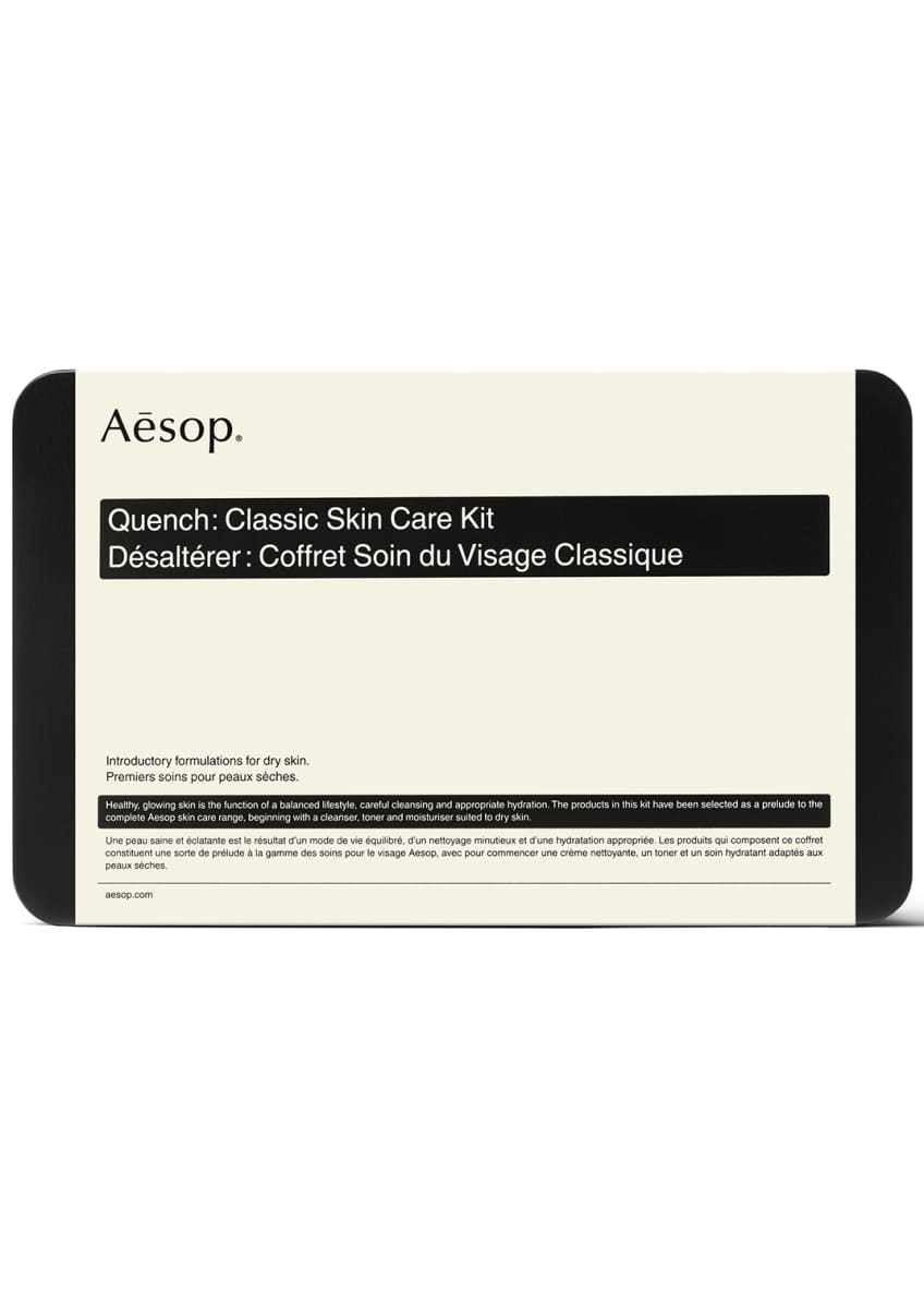 Aesop Quench Classic Skin Care Kit - Bergdorf Goodman