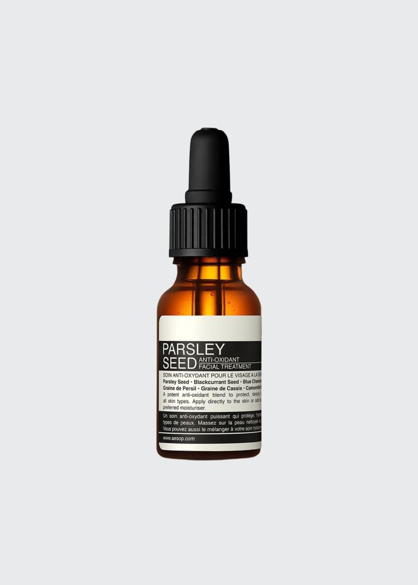 Aesop Parsley Seed Anti-Oxidant Facial Treatment, 15 mL - Bergdorf Goodman