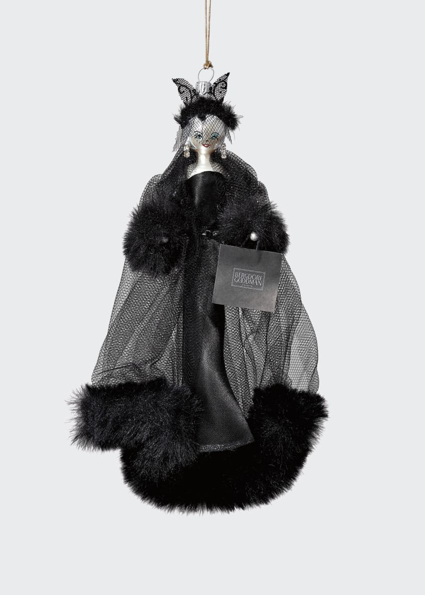 De Carlini BG Linda Fargo Noir 2019 Ornament