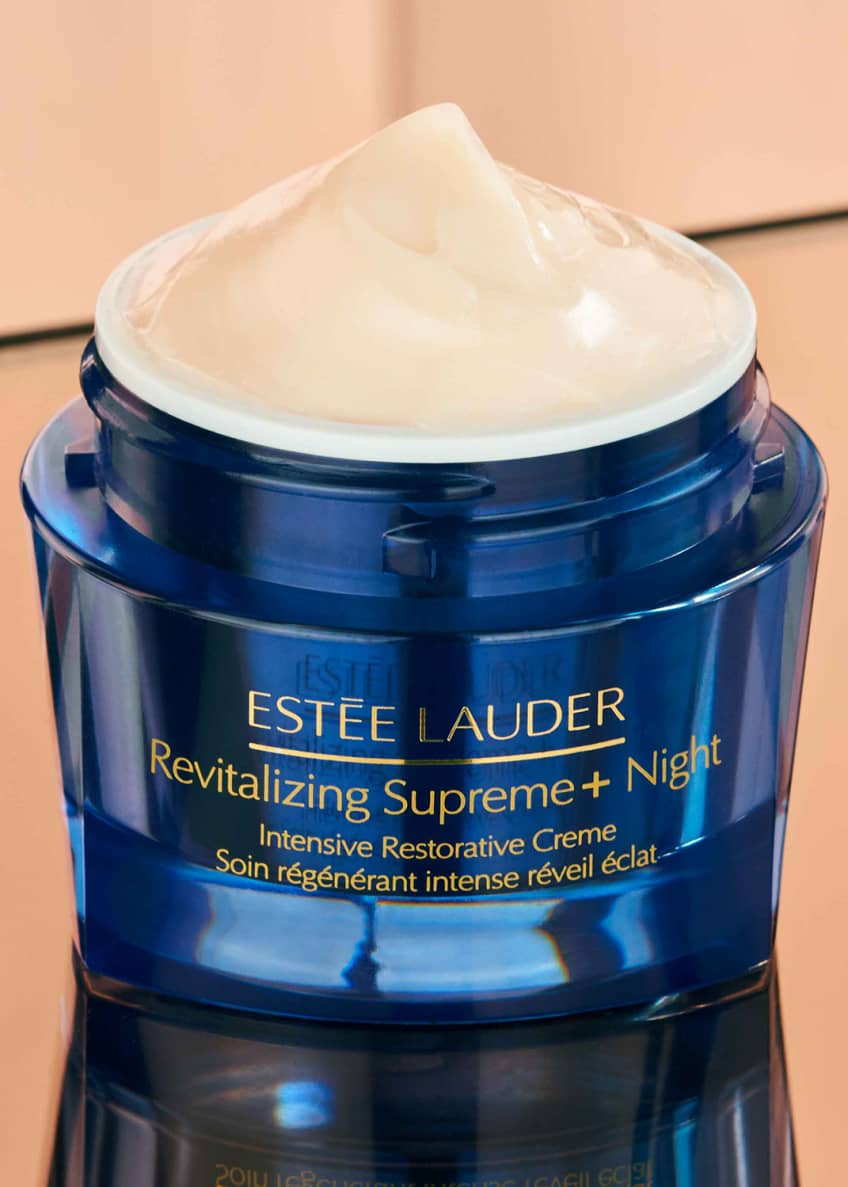 Estee Lauder Revitalizing Supreme+ Night Intensive Restorative Creme - Bergdorf Goodman