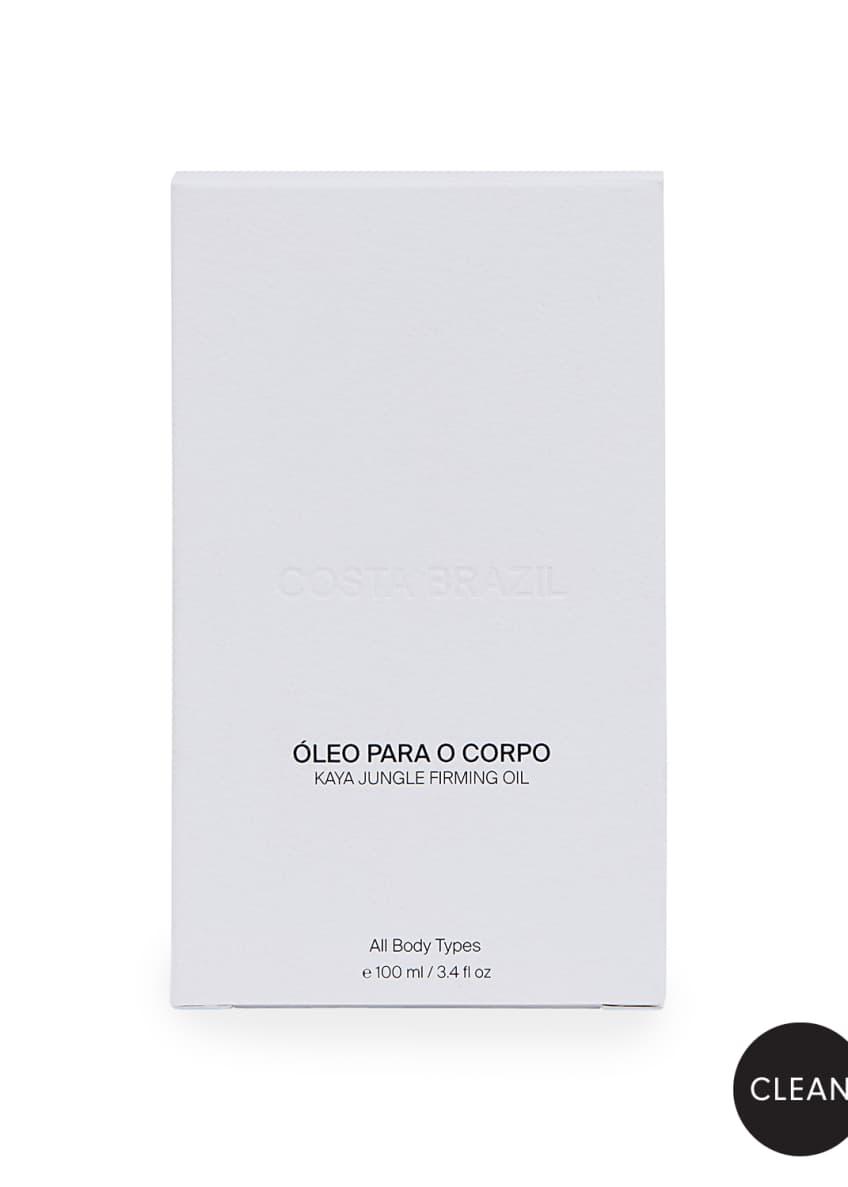 Costa Brazil Oleo Para o Corpo - Kaya Jungle Firming Oil, 3.4 oz./ 100 mL - Bergdorf Goodman