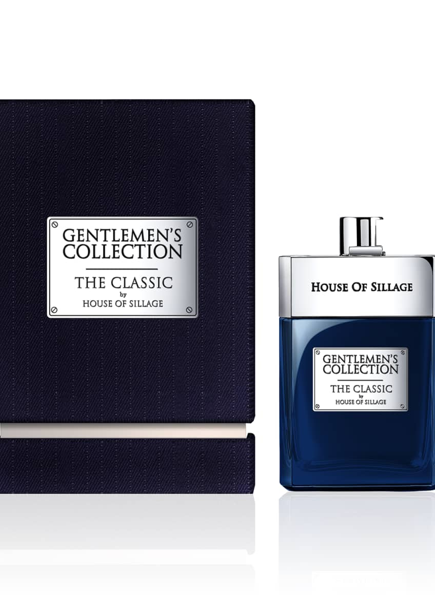 House of Sillage Gentlemen's Collection The Classic, 2.5 oz./ 75 mL - Bergdorf Goodman
