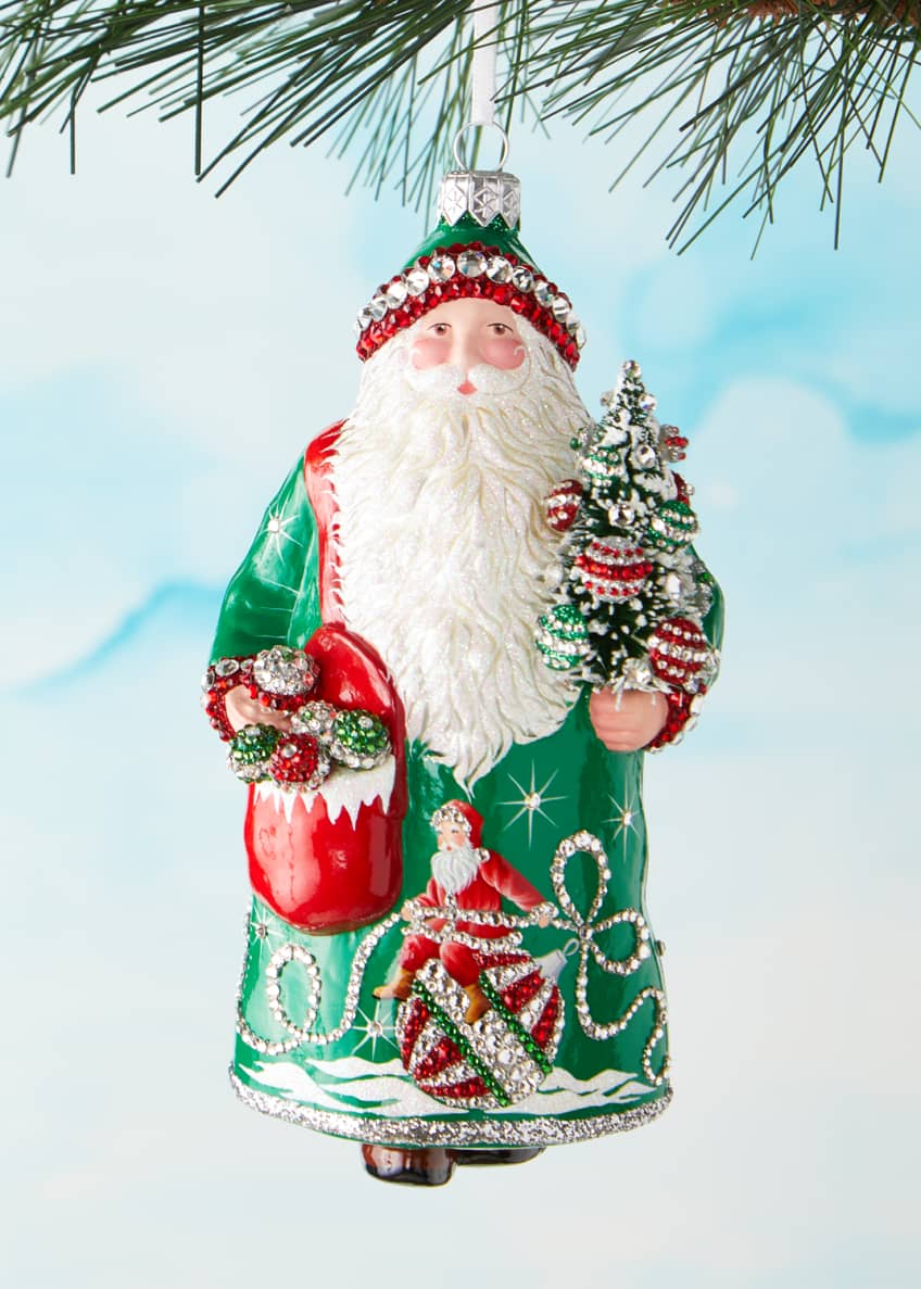 Image 1 of 1: Christmas in the Clearing Ornament