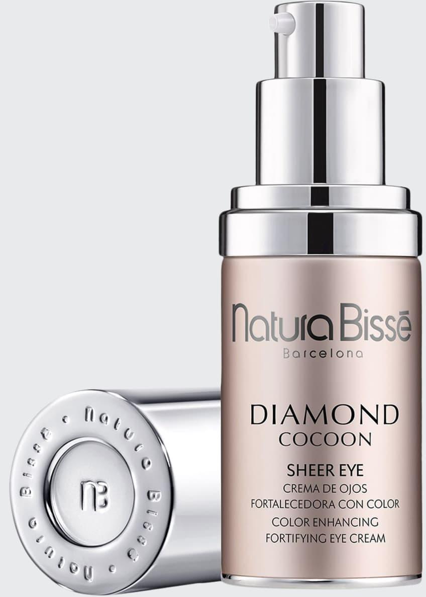 Natura Bisse Diamond Cocoon Sheer Eye Cream, 0.8 oz./ 25 mL - Bergdorf Goodman