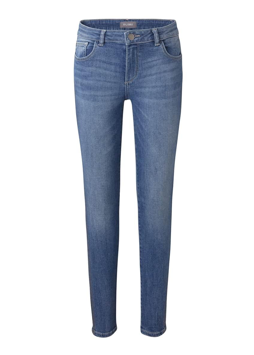 DL 1961 Girls' Chloe Noble Skinny Jeans, Toddler