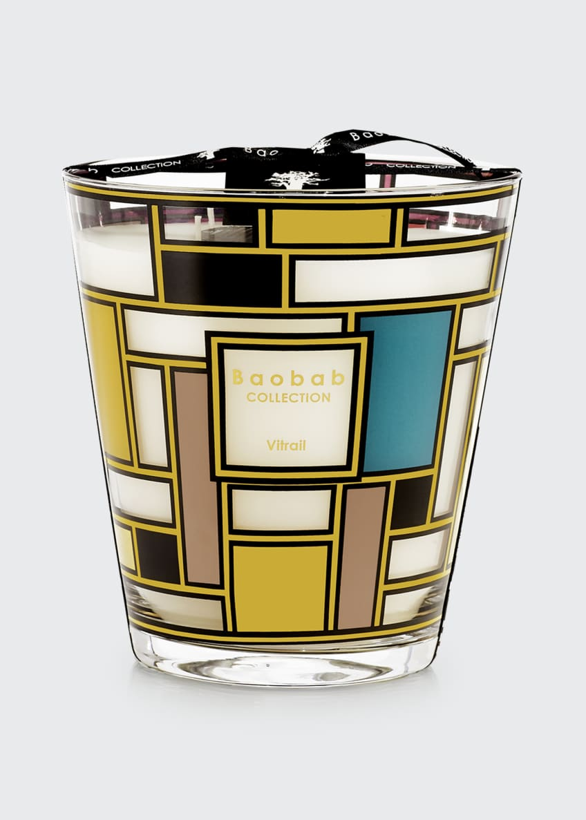 Baobab Collection Max 16 Vitrail Gold Candle - Bergdorf Goodman
