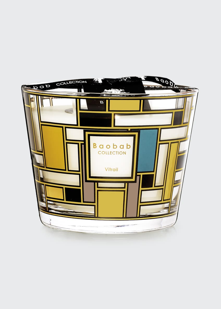 Baobab Collection Max 10 Vitrail Gold Candle - Bergdorf Goodman