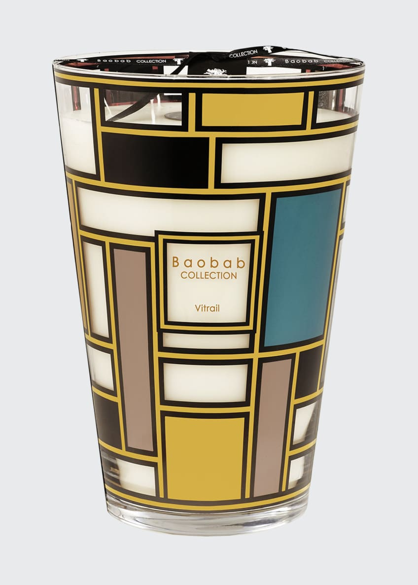Baobab Collection Max 35 Vitrail Gold Candle - Bergdorf Goodman