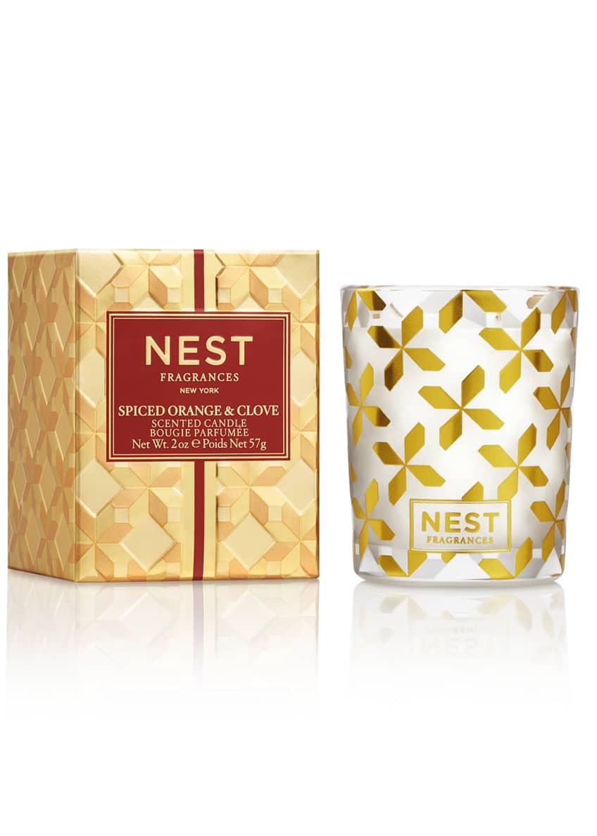 Nest Fragrances Spiced Orange & Clove Votive Candle,