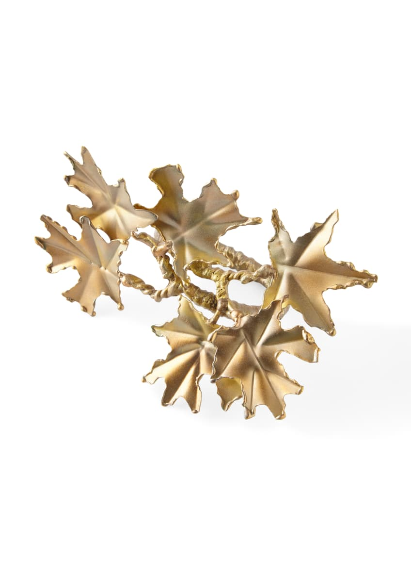 Image 1 of 1: Foliage Napkin Ring