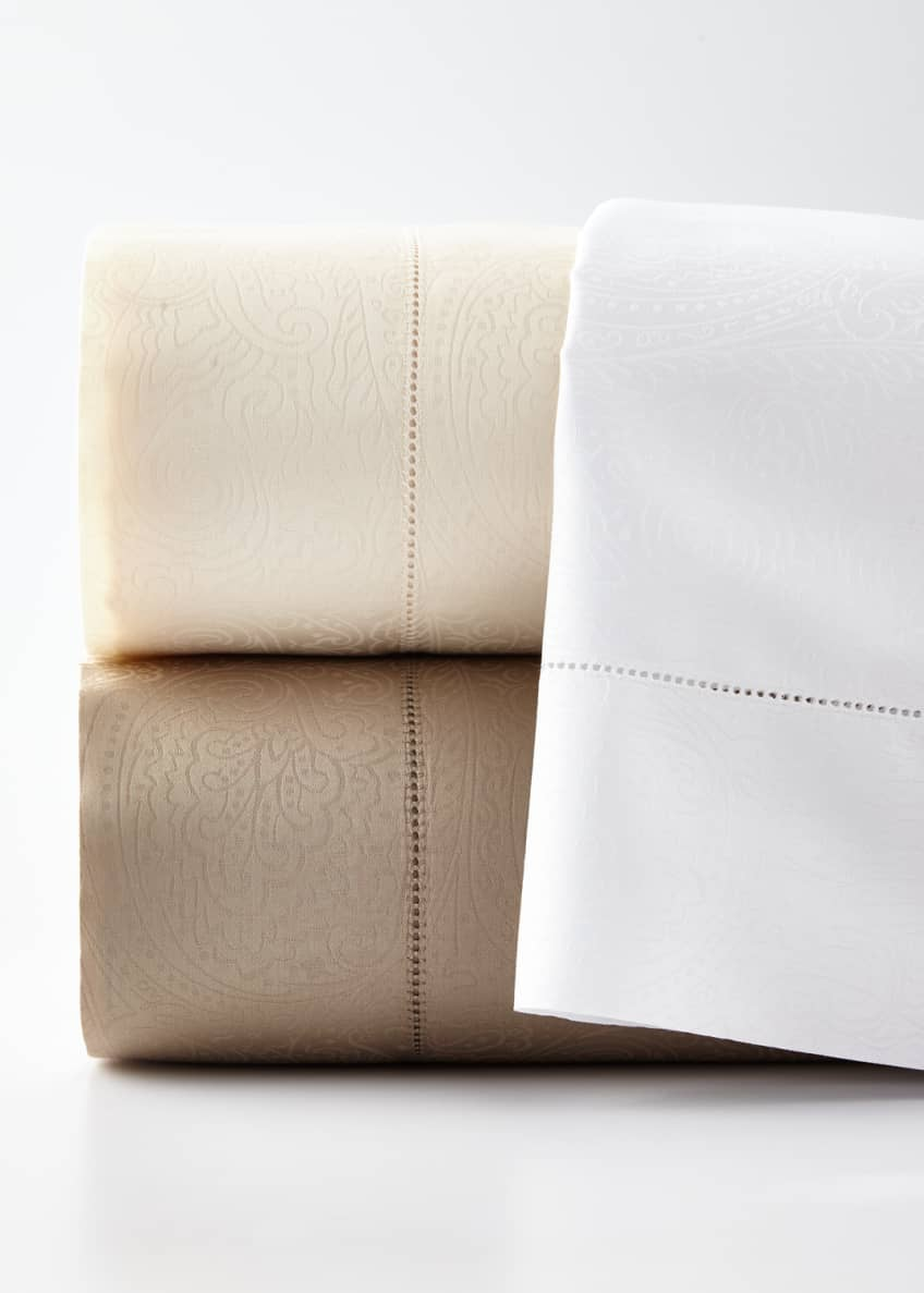 Etro Tonal Pattern King Sheet Set