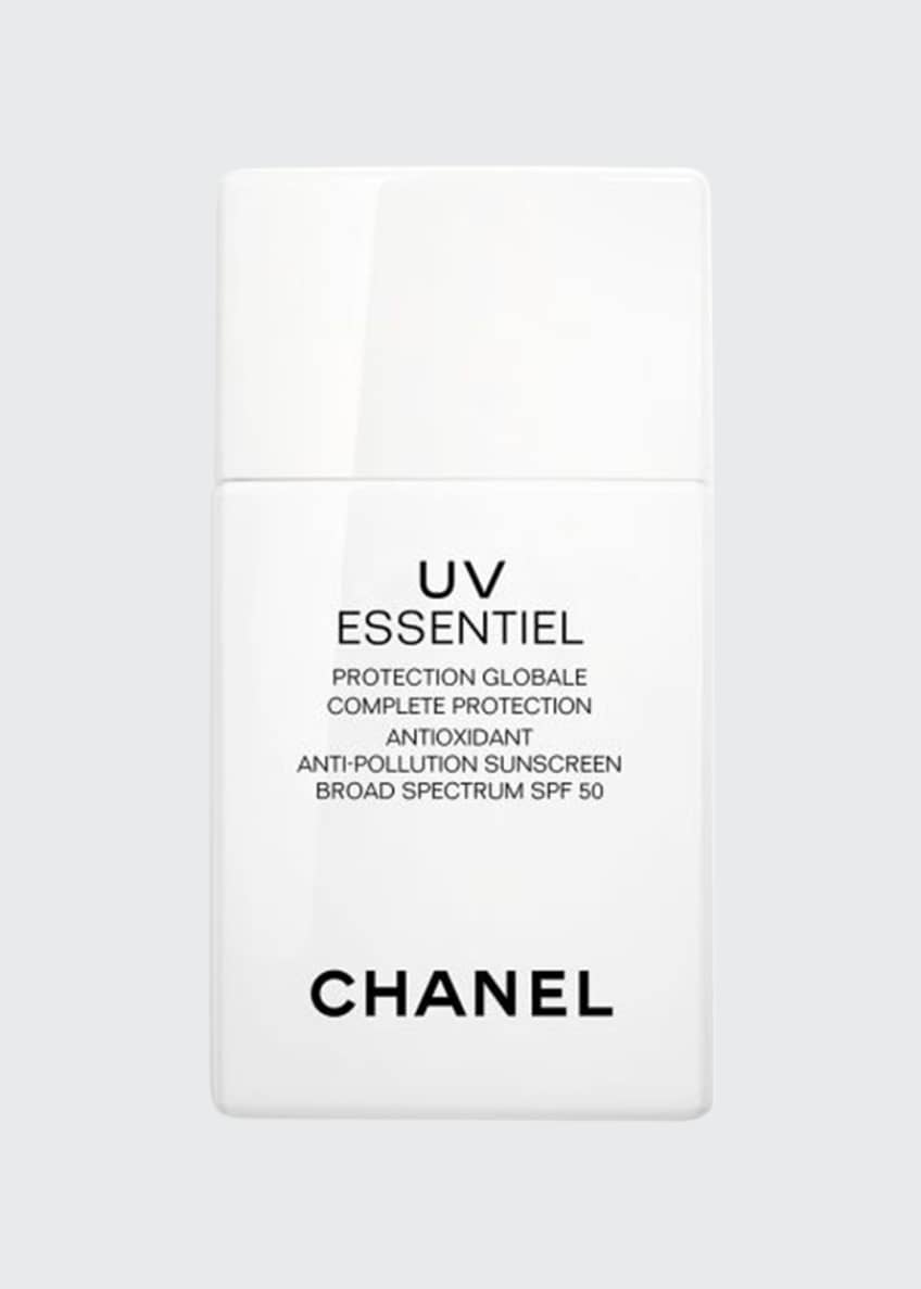 CHANEL UV Essentiel Complete Protection Antioxidant Anti-Pollution Sunscreen Broad Spectrum SPF 50, 1 oz./ 30 mL - Bergdorf Goodman