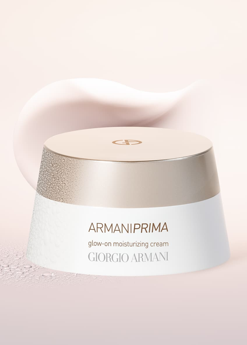 Giorgio Armani Glow-On Moisturizing Cream - Bergdorf Goodman