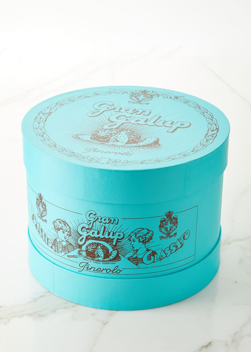Galup Large Panettone Classico in Hat Box