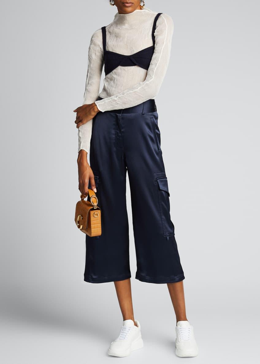 Khaite Eda Cashmere Bralette & Matching Items