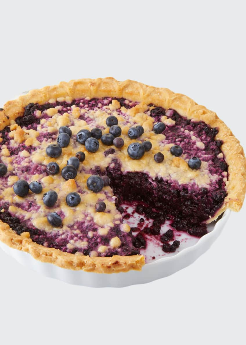 Image 1 of 1: Lower Sugar Blueberry Pie