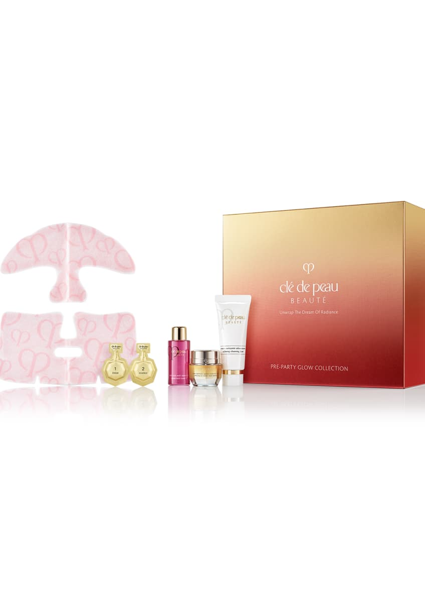 Cle de Peau Beaute Pre-Party Glow Collection