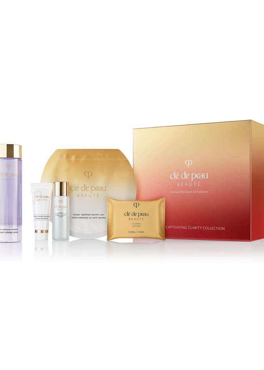 Cle de Peau Beaute Captivating Clarity Collection