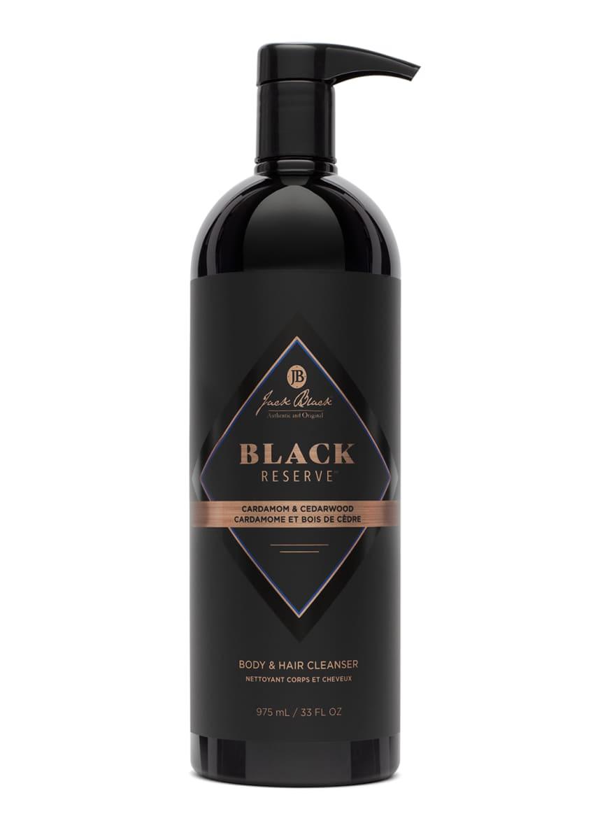 Jack Black Black Reserve Body & Hair Cleanser