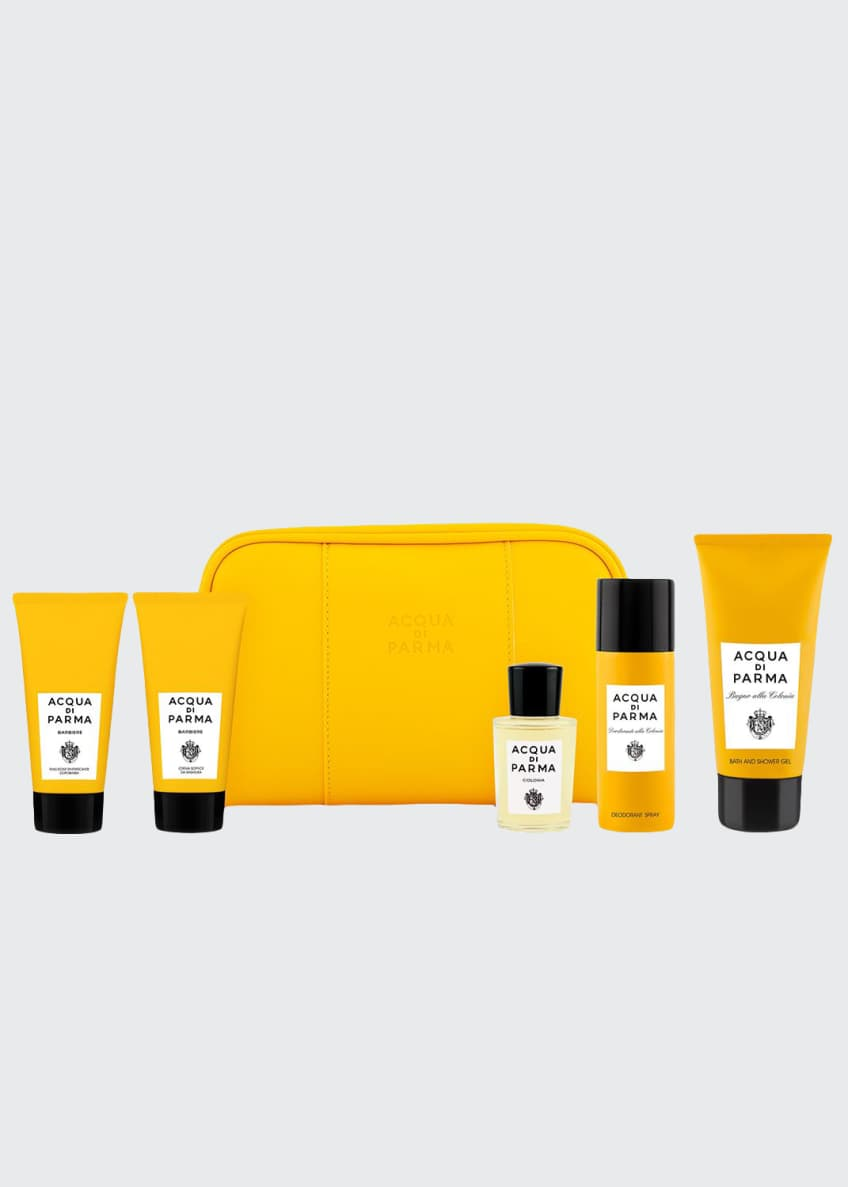 Acqua di Parma Barbiere Travel Must-Haves