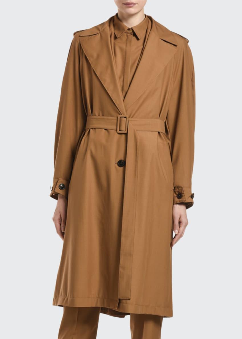 Agnona Wool Tailored Jacket & Matching Items