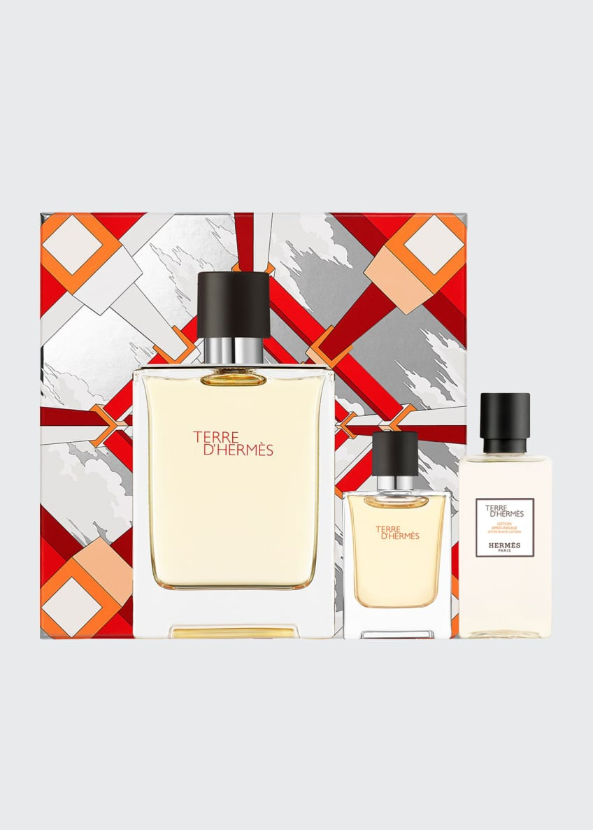 Hermès Terre d'Hermes Eau de Toilette Gift Set - Bergdorf Goodman