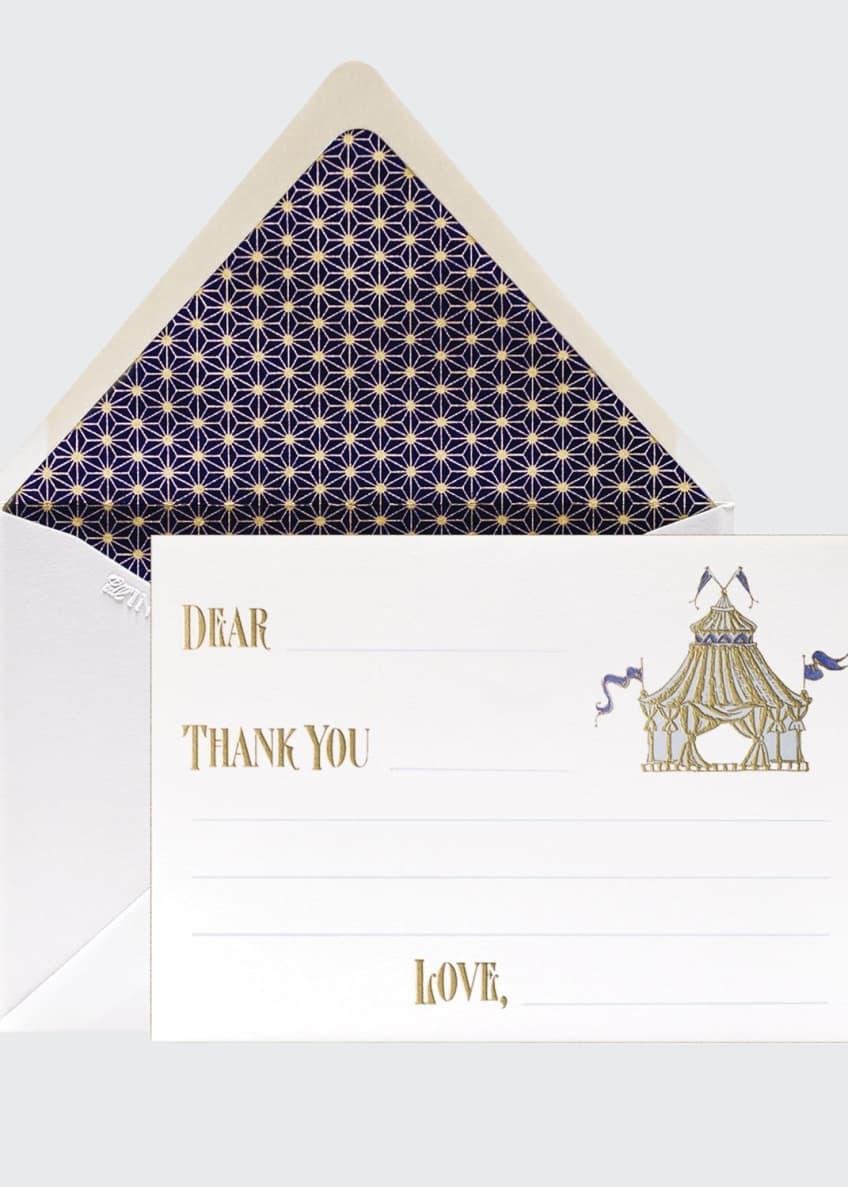 Bell'INVITO Circus Boy Thank You Cards, Box of