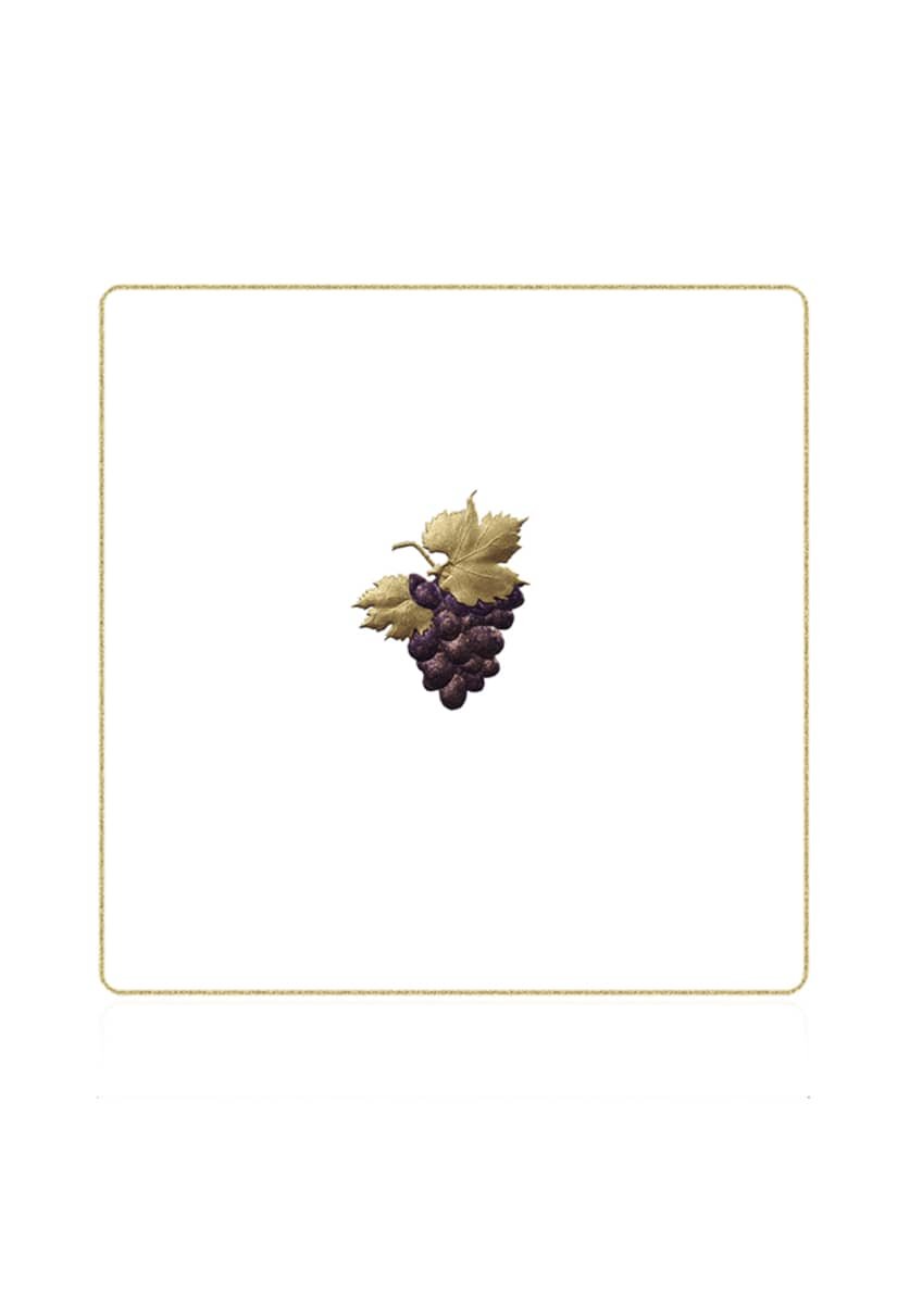 Bell'INVITO What A Cluster Coasters, Set of 18