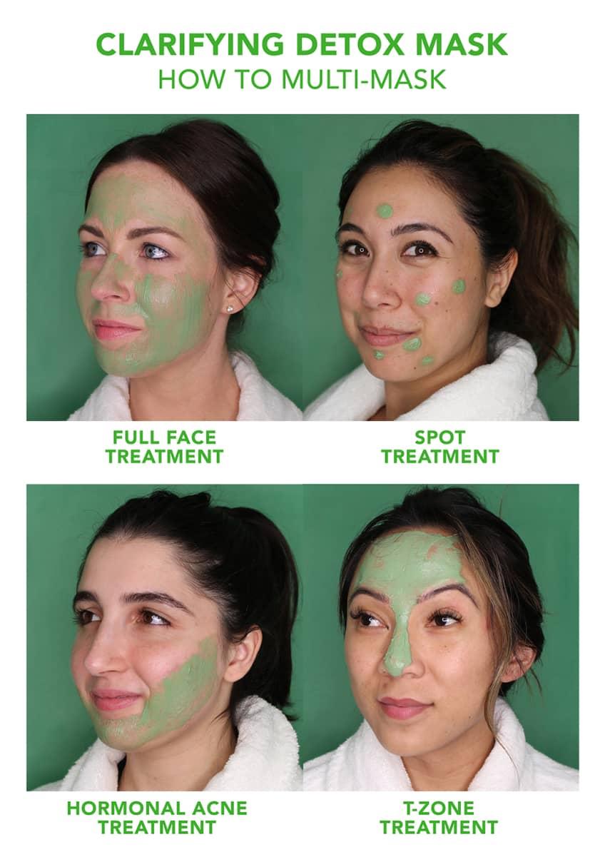 Lancer Clarifying Detox Mask - Bergdorf Goodman