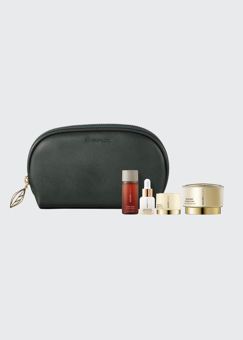 AMOREPACIFIC Green Tea Travel Set: Anti-Aging Icons ($230 Value) - Bergdorf Goodman