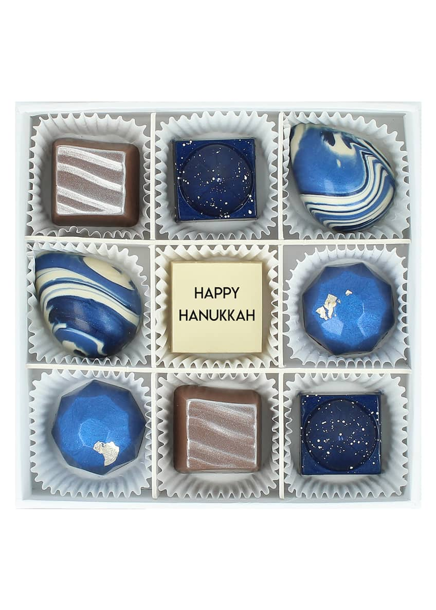 Maggie Louise Festival of Lights Chocolate Gift Box
