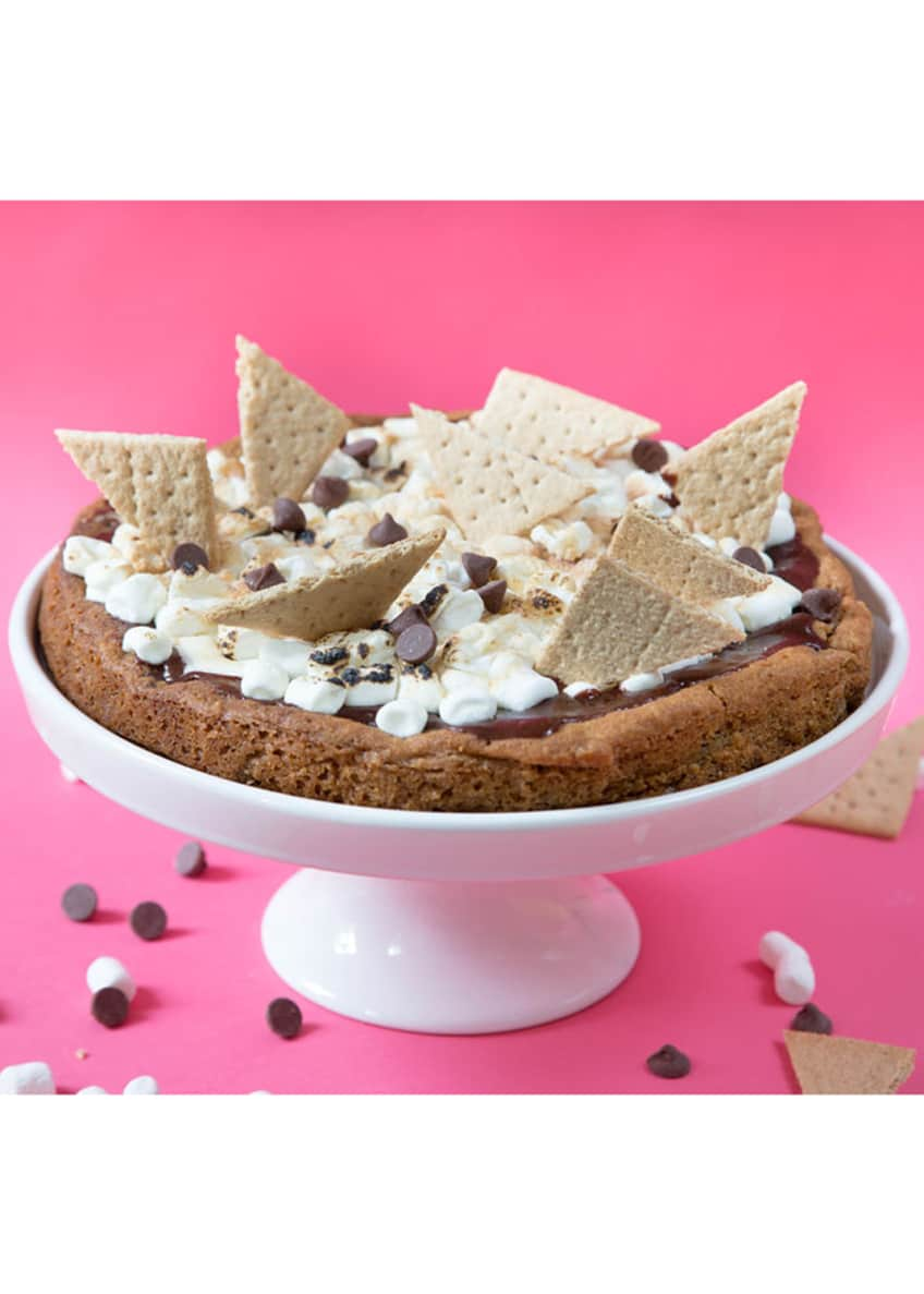 BakingFOMO Giant S'mores Pizza Baking Kit