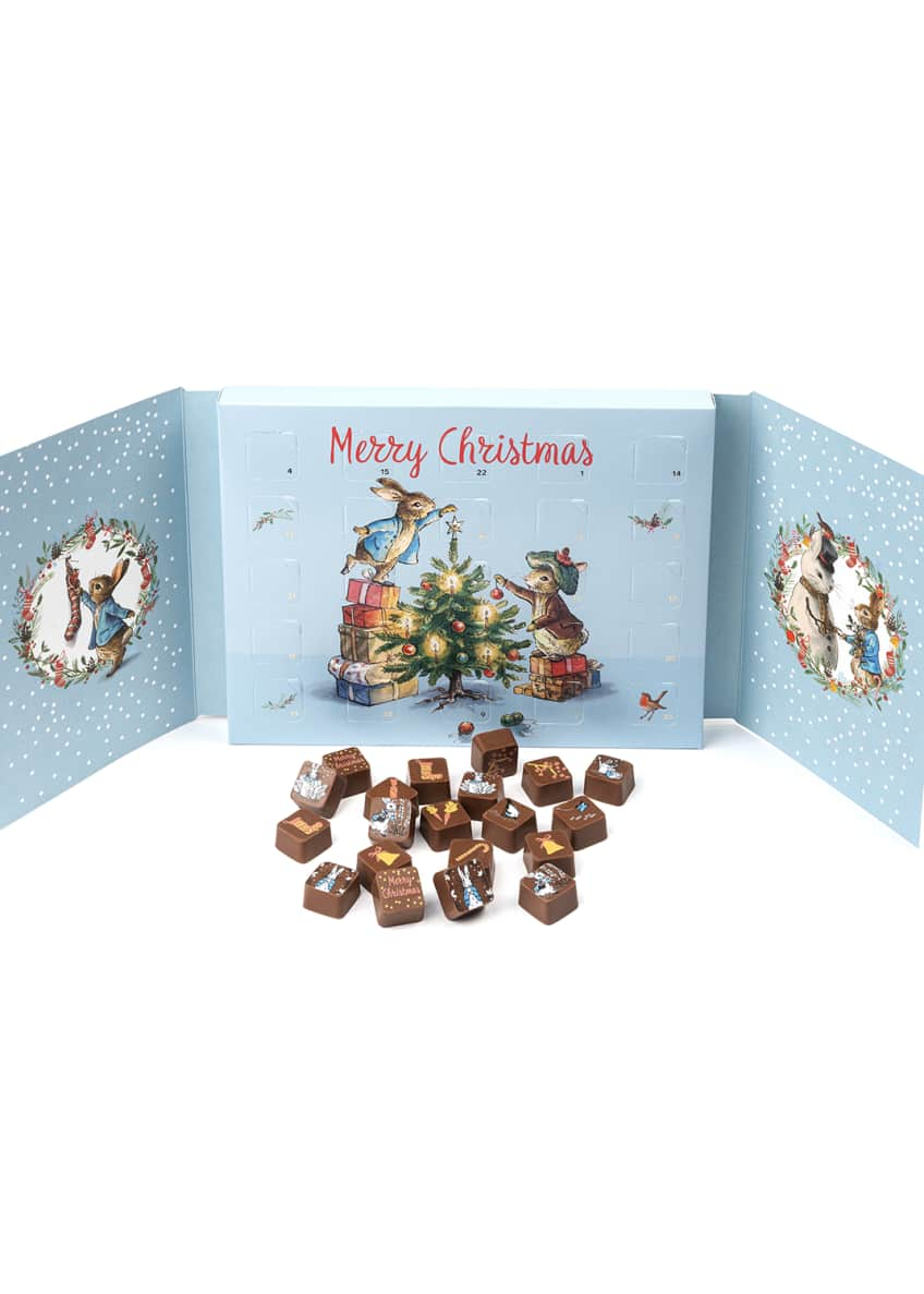 Charbonnel Et Walker Peter Rabbit Advent Calendar