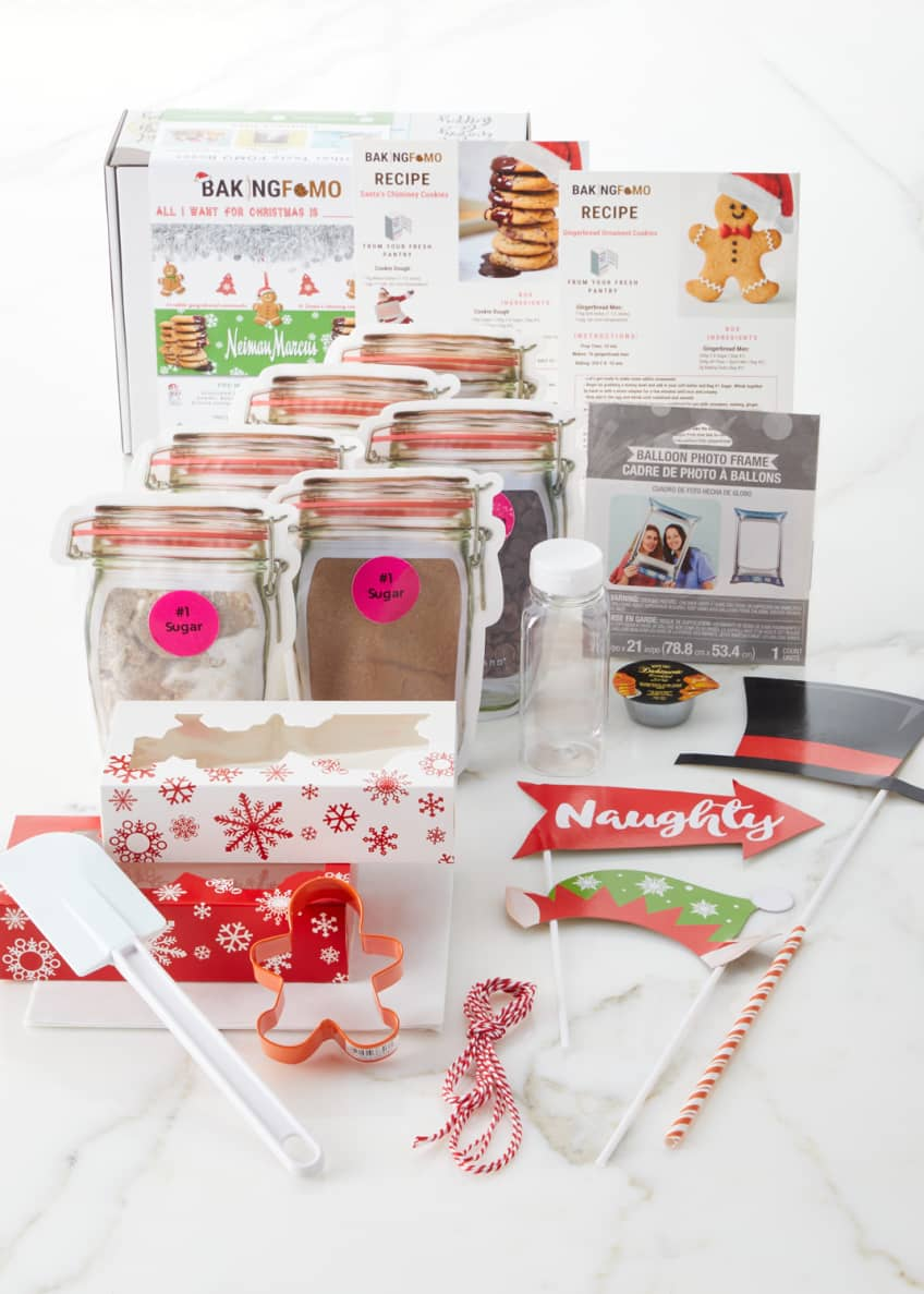 BakingFOMO Neiman Marcus Holiday Baking Exclusive Box