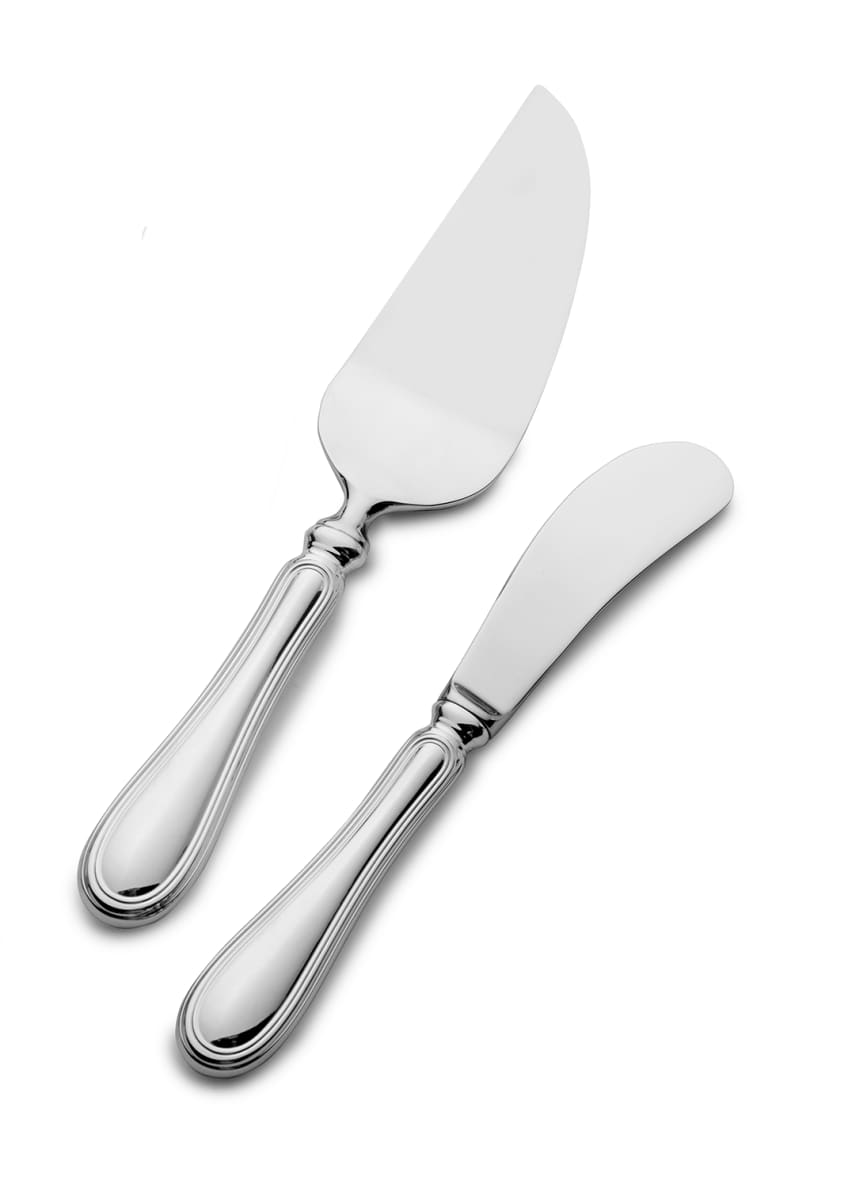 Image 1 of 1: Giorgio 2-Piece Cheese Knife Set