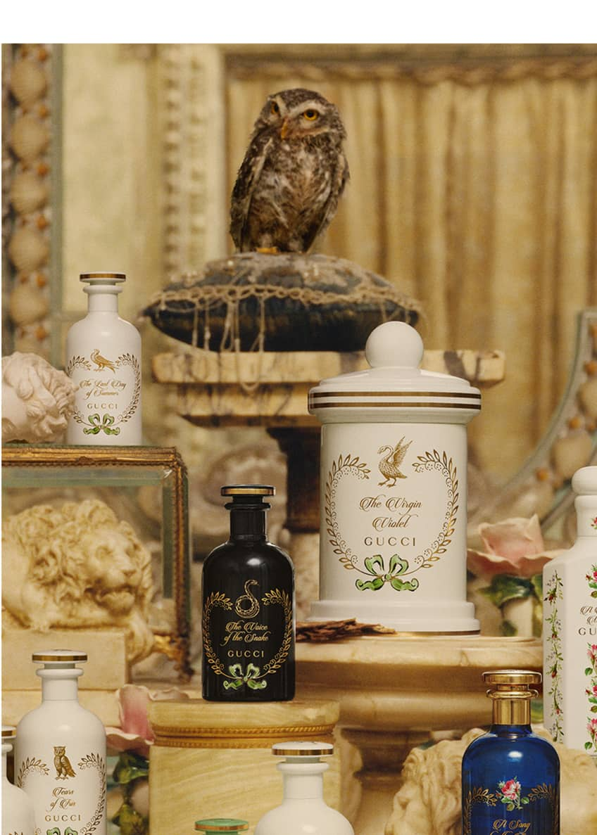 Gucci The Alchemist's Garden A Kiss from Violet Perfumed Oil, 0.67 oz./ 20 mL - Bergdorf Goodman