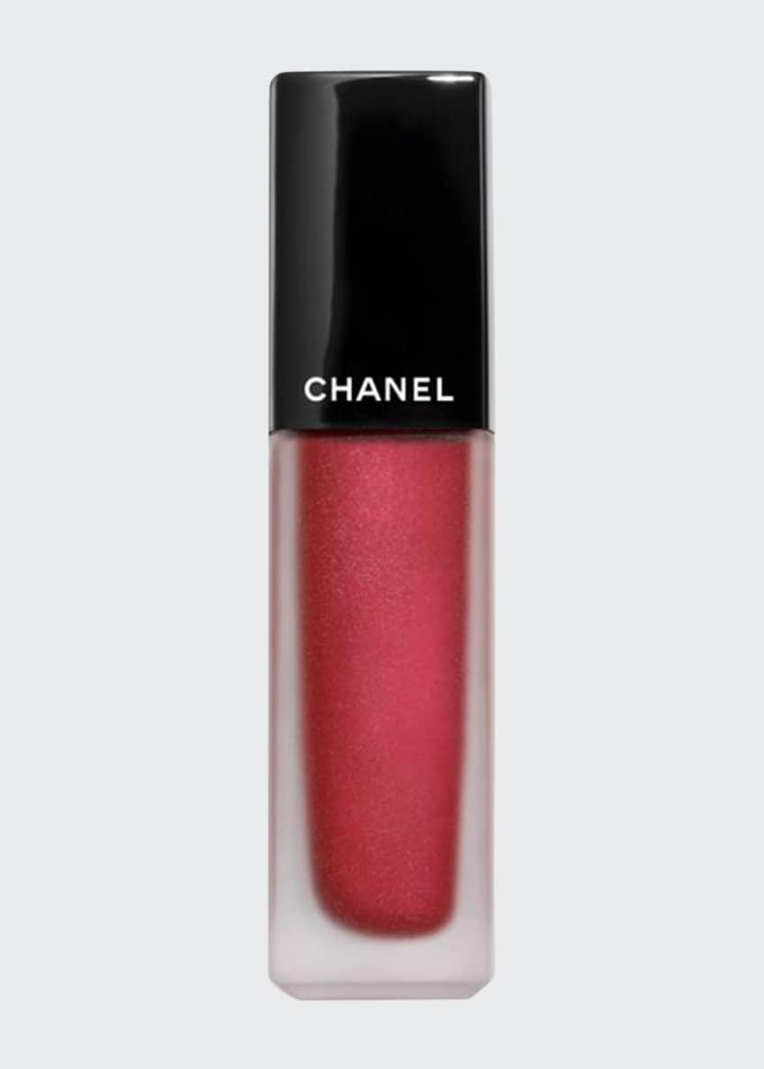 CHANEL ROUGE ALLURE INK METALLIC Matte Liquid Lip Colour - Bergdorf Goodman