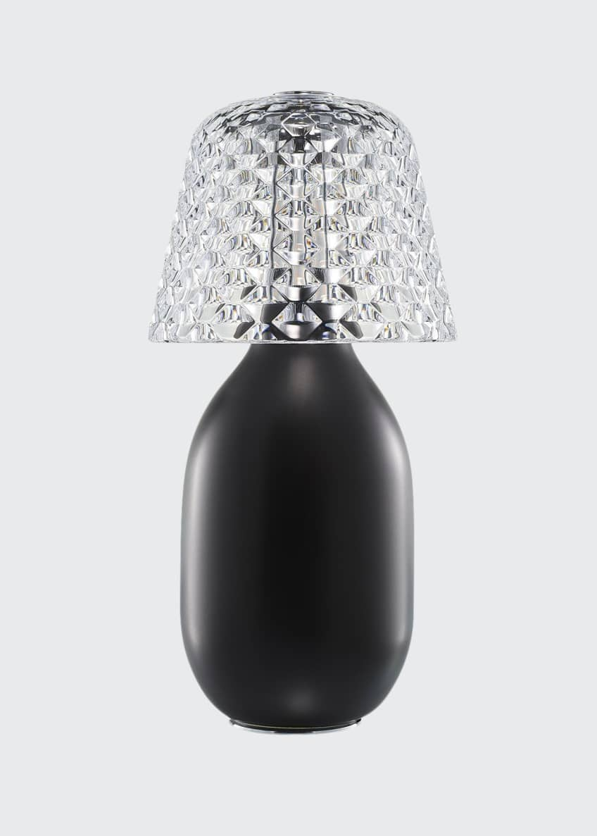 Image 1 of 1: Baby Candle Lamp, Black