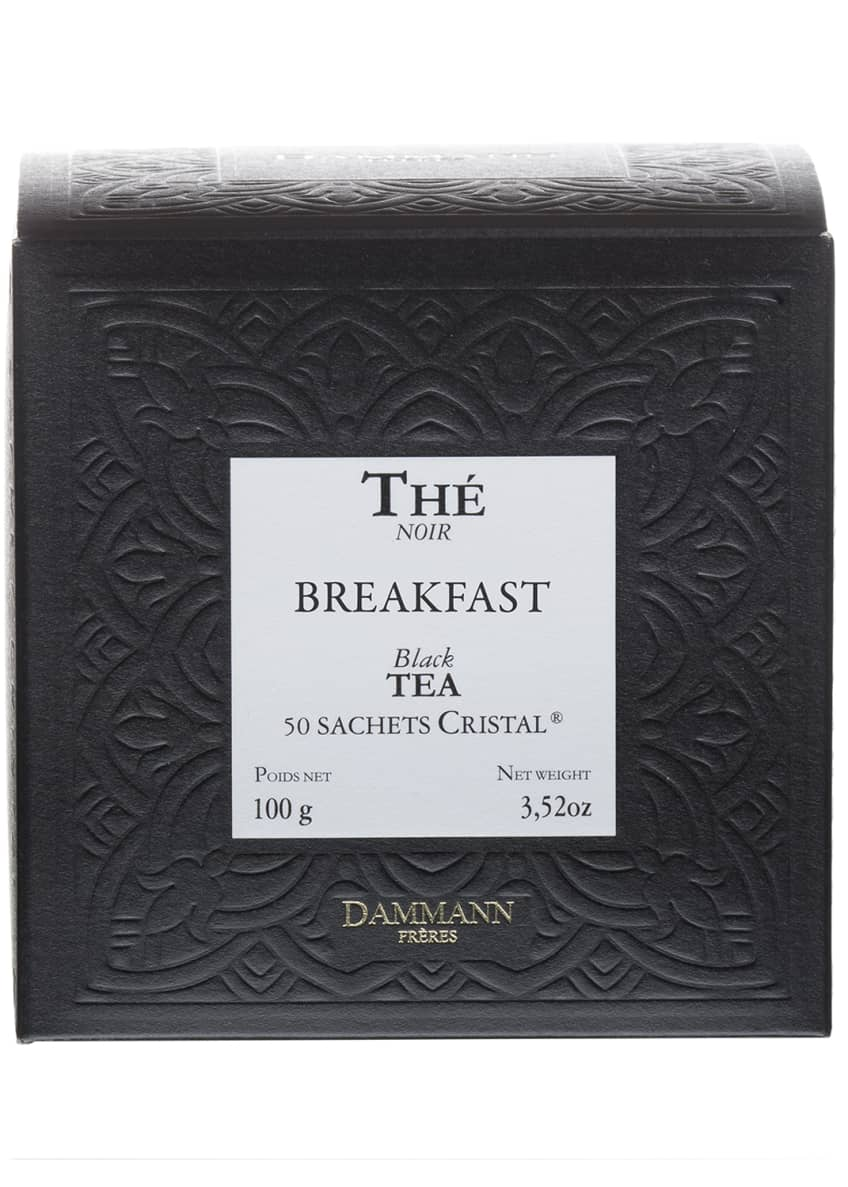 Dammann Freres Tea Strong Breakfast Tea