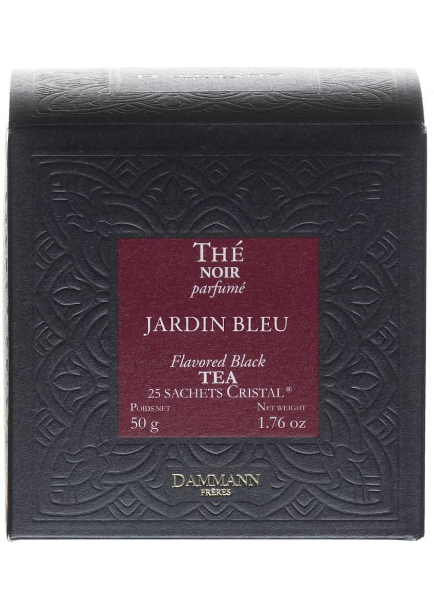 Dammann Freres Tea Jardin Bleu Flavored Black Tea