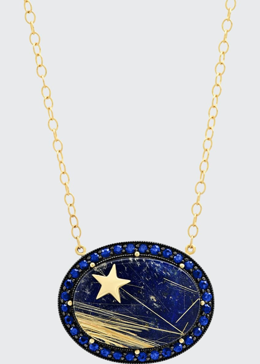 Andrea Fohrman 14k Zenith Pendant Necklace