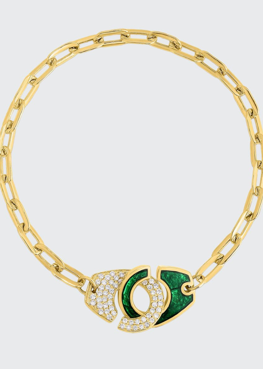 Audrey C. Jewels XL Partners in Crime Handcuff