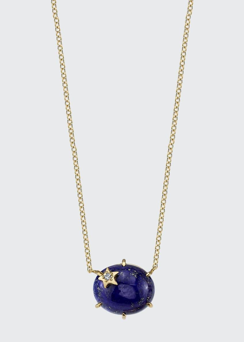 Andrea Fohrman Mini Galaxy Star Pendant Necklace