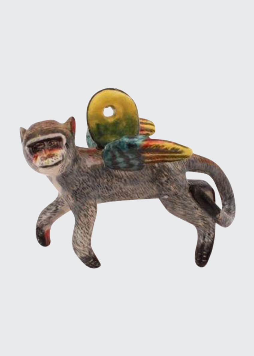 Image 1 of 1: Monkey Ornament