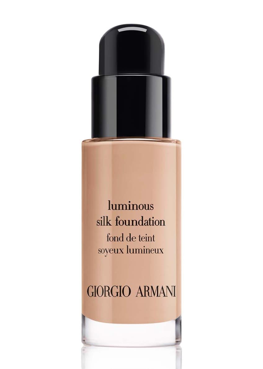 Giorgio Armani Luminous Silk Foundation Travel Size, 18 mL - Bergdorf Goodman