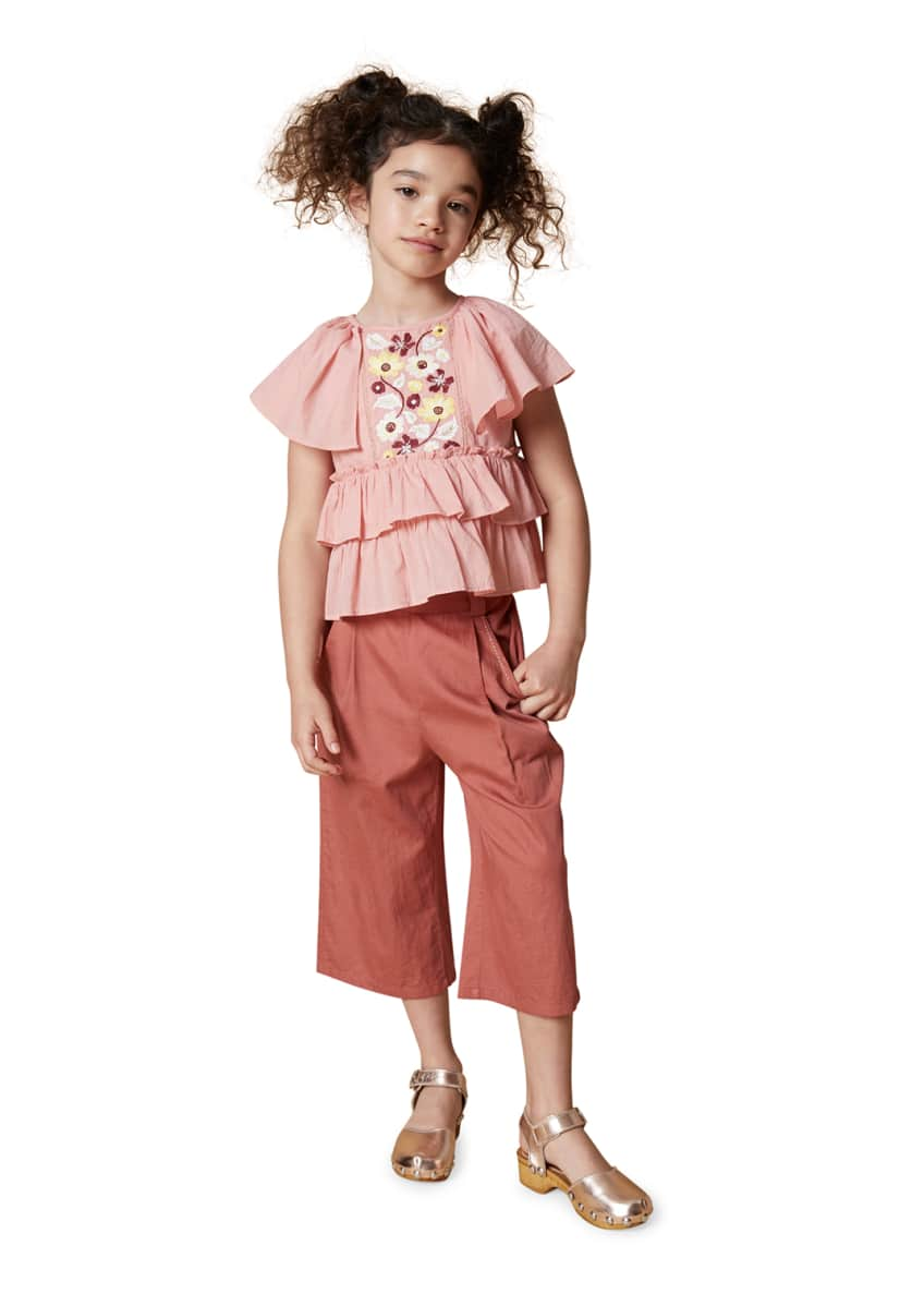 Image 2 of 6: Shelby Trousers, Size 4-6
