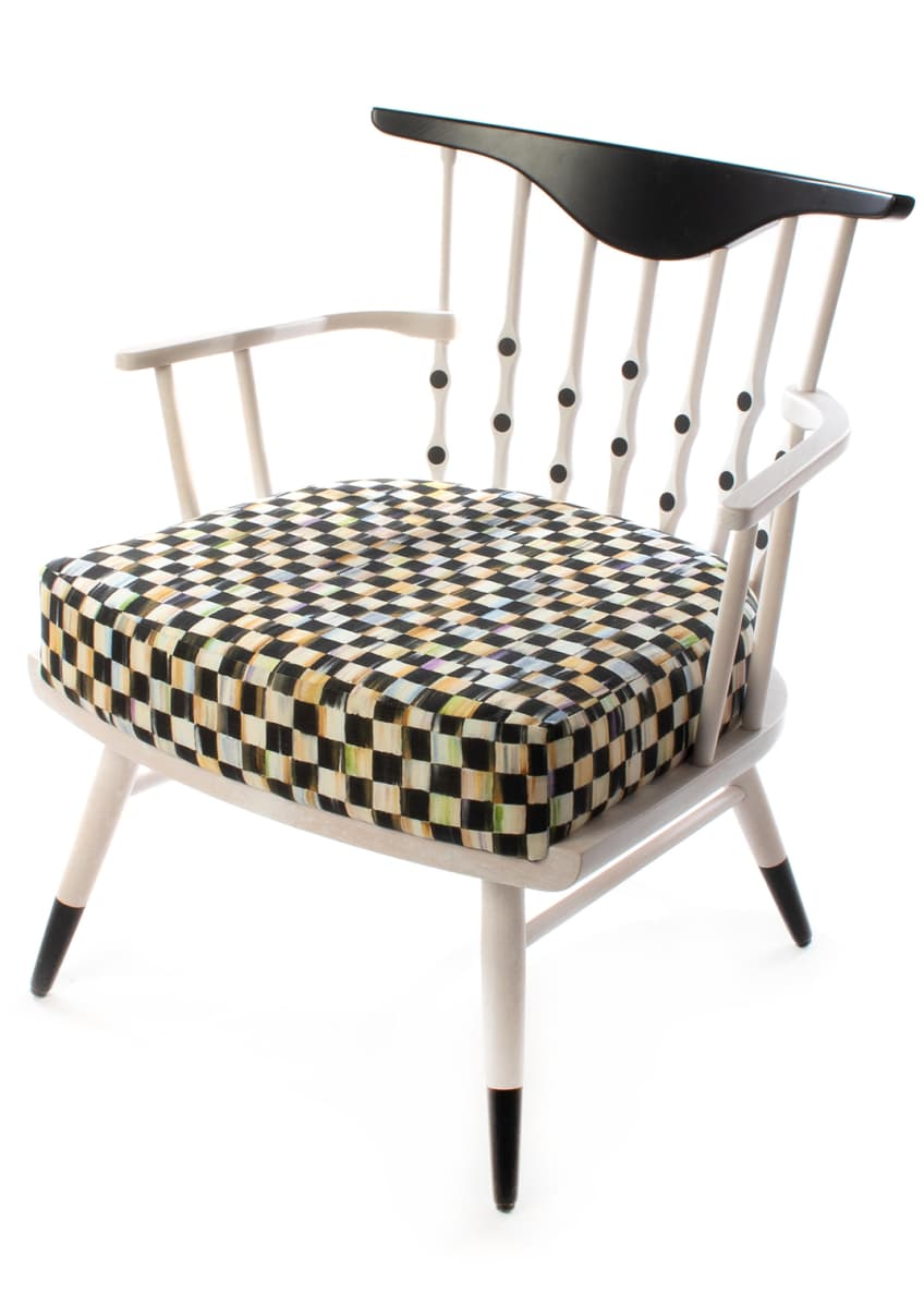 Image 1 of 2: Musical Chairs Accent Chair